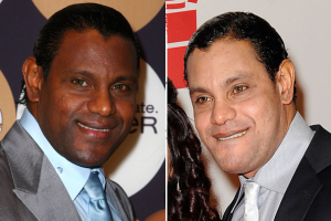 Sammy Sosa Looking Like The Count