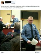 Officer Darren Wilson: Photo Of Mike Brown's Killer Surfaces