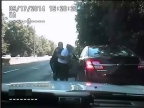 NYPD Officer Notices Woman Choking While Driving, Saves Her Life