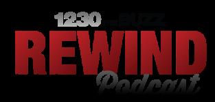The Buzz Rewind Podcast Logo