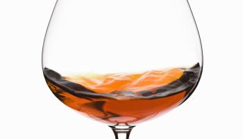 Glass of Brandy (Cognac)