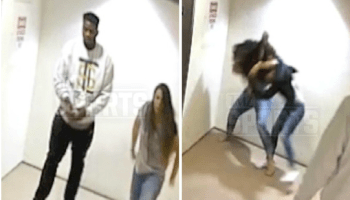 NFL gf and bm fight