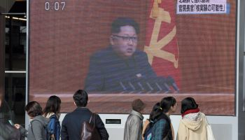 Japan Reacts North Korea's Announcement of Hydrogen Bomb Test Success
