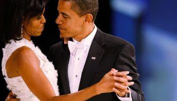 Michelle & President Obama
