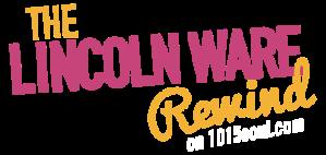lincoln ware rewind logo