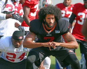 San Francisco 49ers Practice at UCF