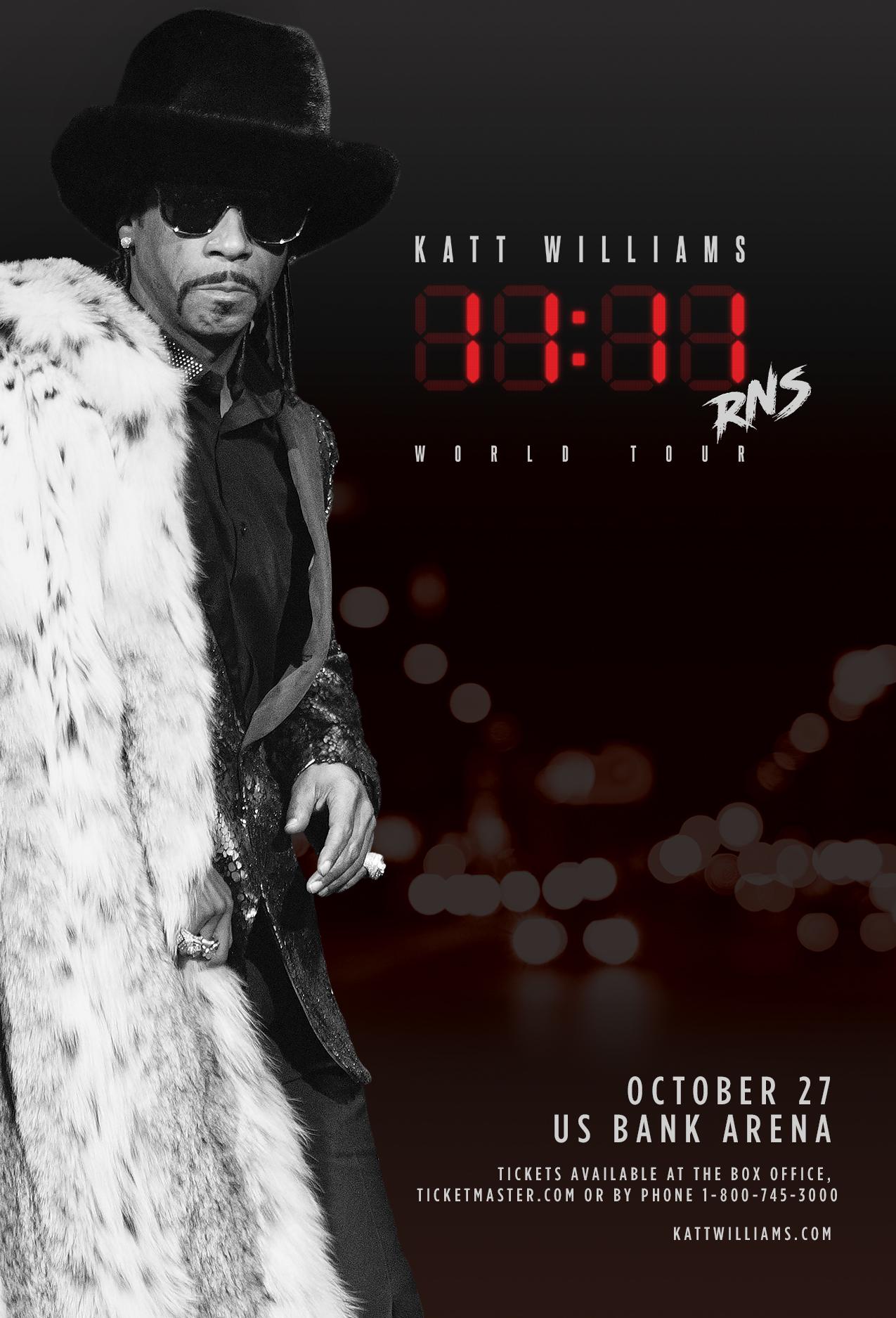 Katt Williams 11:11 RNS World Tour