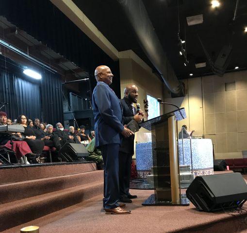 Pastor of the Month - Walker Funeral Home: Rev. Damon Lynch III