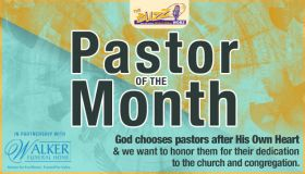The BUZZ WBDZ Pastor of the Month Cincinnati
