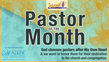 The BUZZ WBDZ Pastor of the Month Cincinnati