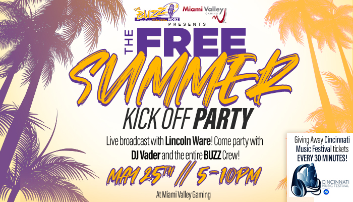 The FREE Summer Kick Off Party
