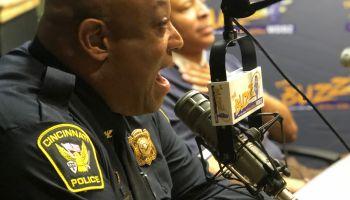 Cincinnati Chief of Police Eliot Isaac