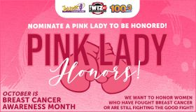 Pink Lady Honors- Contest_RD Cincinnati WOSL_September 2019