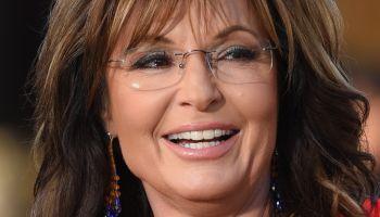 Sarah Palin On 'Extra'