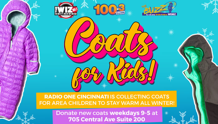 Coats for Kids Cincinnati