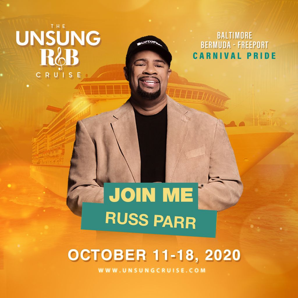 Unsung R&B Cruise Russ Graphic