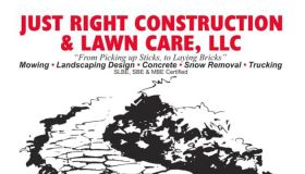 Just Right Construction & Lawn